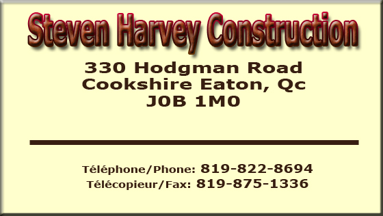 Steven Harvey Construction